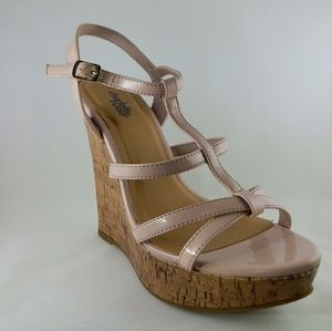 Charlotte Russe Shoes - CHARLOTTE ROSSE Wedges Shoes